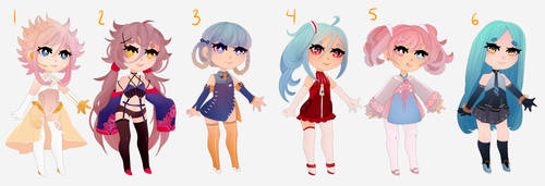 Utau/vocaloid adopts CLOSED by sounds-like-balloons