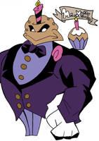 Mr. Muffin by Chappieladdie