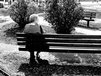 waiting.. by Sadiya