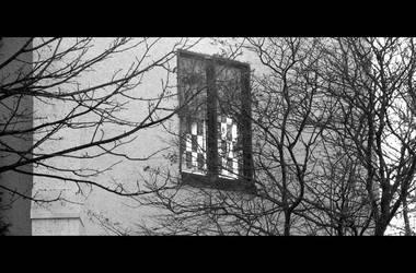 haunted church by Sadiya