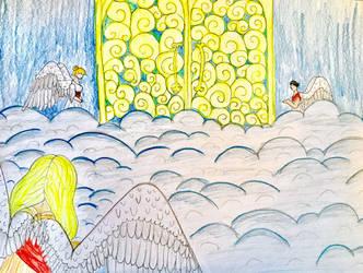MDYK - Where Angels Trod by TheHunterOfEvil