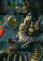 Ivory Calavera [1/3] (Halloween Special, +story) by Inkanyamba