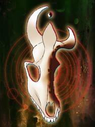 [Eclipse] Memento Mori Mask by Vixenkiba