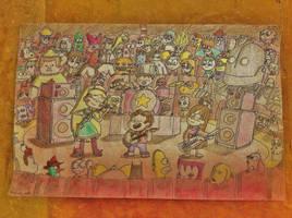 Steven's Concert by Finnjr63
