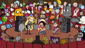 Steven's Concert Redone by Finnjr63