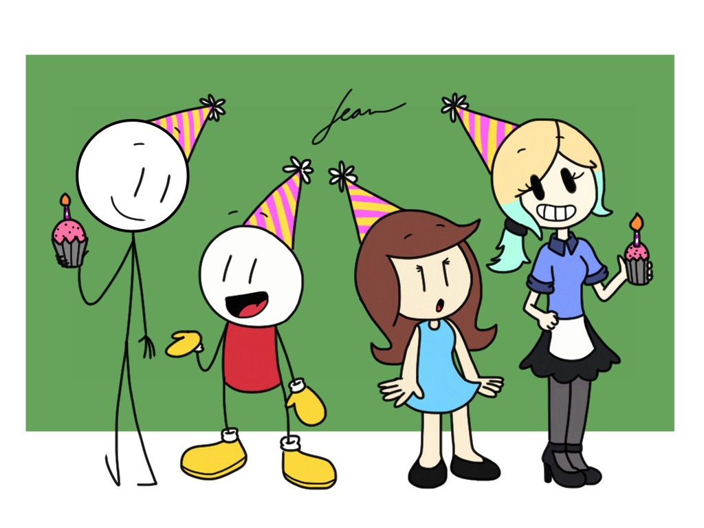 Birthday Gift For Jjsponge120 2 By Finnjr63 On Deviantart