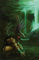 Aztec Putrefaction by RUBArt