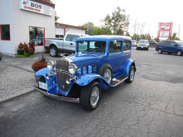 1932 Chevy by Totaler