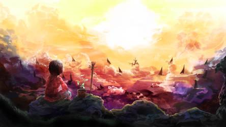 Journey's End by joori-ri