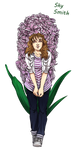 SJA Flower - Sky Smith by Yet-One-More-Idiot
