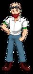 Brick Keane (Powerpuff Family Photos) by Yet-One-More-Idiot
