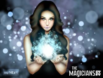 The Magicians Fan Art by Nitiel