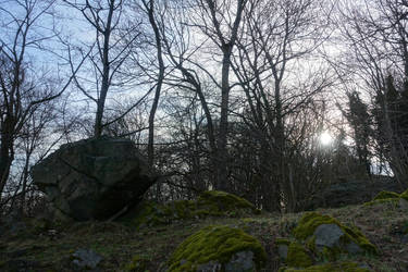 More rocks and sun by s8472