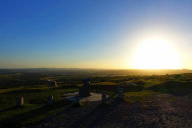 Dawn at Dartmoor by s8472