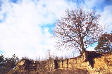 the saddest landscape... by Juhubaer
