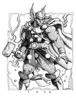 Marvel's  Thor by The-Hand