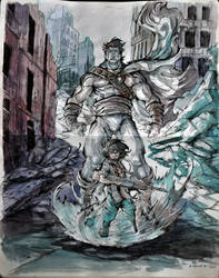 Superhero by The-Hand