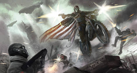 Homefront: The Revolution by The-Hand