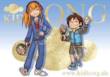 Kid Kong Kids Summer 2011 by reginade