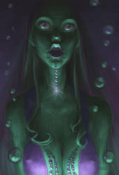 Underwater by reginade