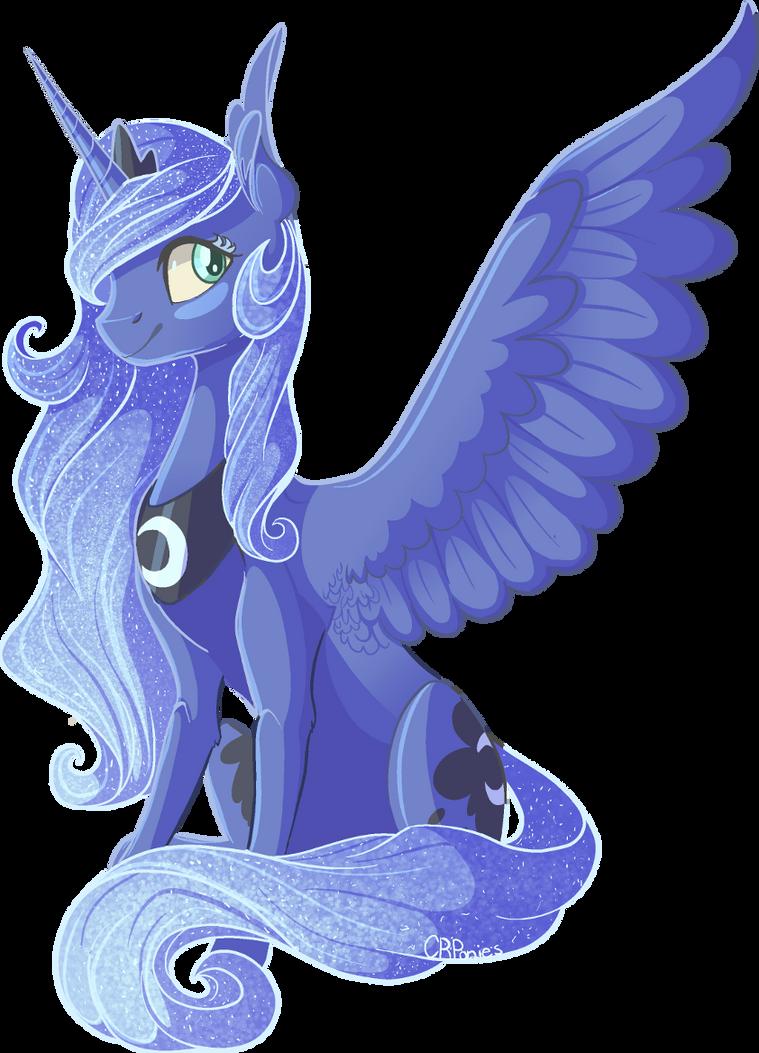 Luna by CRPonies