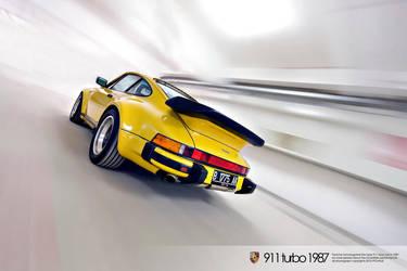 porsche 911 turbo 1987 by rd4play