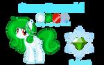 Snow Emerald REF sheet by rainbow15s