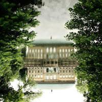 A Castle In The Sky by LightQuake-Theatre