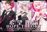 HOPE THEORY -DANGAN RONPA ANTHOLOGY- by irisieren