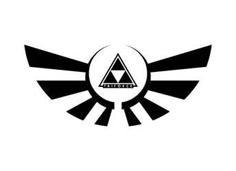 Hyrulian Triforce Wallpaper by CorruptGod