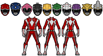Ranger Concepts 2 by XVerseComics
