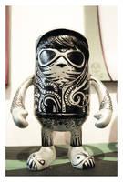 super silver custom by loveisickprojekt