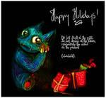 Happy Holidays! by k1k0r0