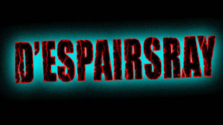 D'espairsray Text Design by cyberxspeed