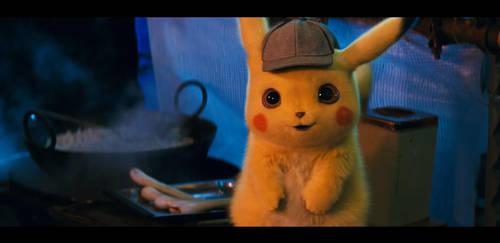 Detective Pikachu by ThomasandStanley