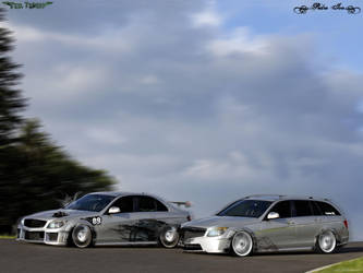 Mercedes-Benz Street Racing by PedroIvoAlonso
