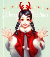 Christmas by renaillusion
