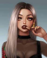 Portrait commission by renaillusion