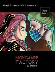 Nightmare Factory Teaser by SnaiLords