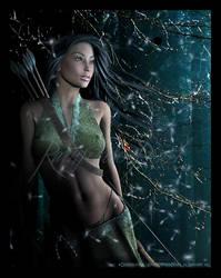 Dandelion by RainfeatherPearl