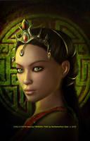 Child of Khitai by RainfeatherPearl