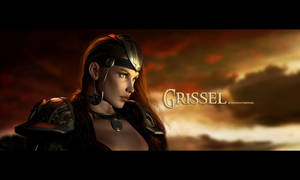 Grissel by RainfeatherPearl