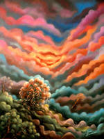 Samsara Sunset by Giappi76