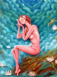 Nudo di donna by Giappi76