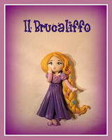 Rapunzel by BrucaliffoBijoux