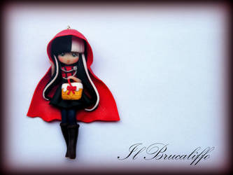 Cerise Hood ever after high by BrucaliffoBijoux