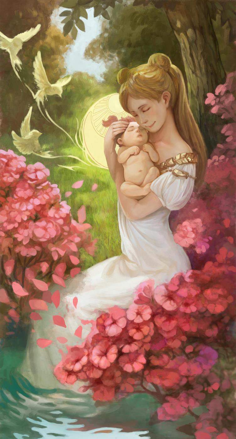 Motherhood by k-BOSE
