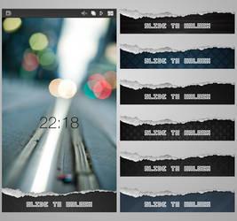 Torn-Widget Locker Themes by DjCarpenter