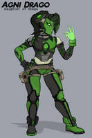 Agni IV: Shego the 2nd by Chronorin