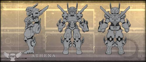 ATHENA: Blueprint by Chronorin